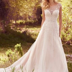 "Maggie Sottero 'Freesia"" Wedding Dress"